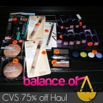 CVS 75% off Sale
